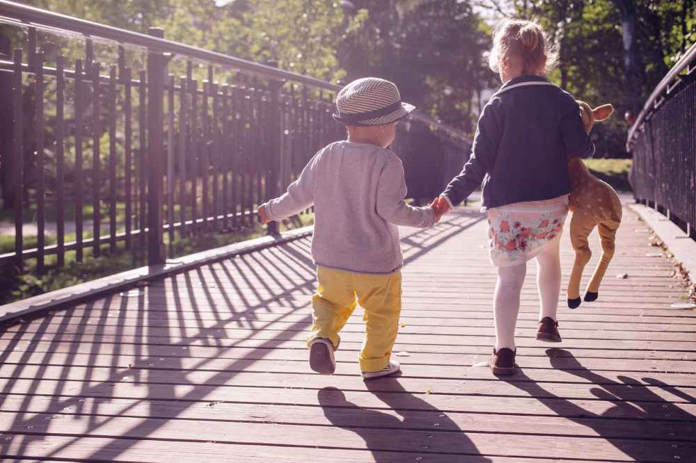 bridge child children fashion