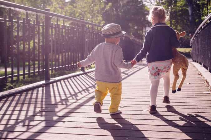 bridge child children fashion